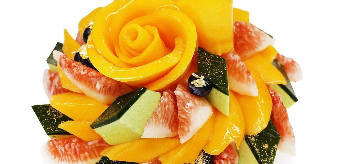 大人女子に人気の「カフェコムサ」が敬老の日限定ケーキ