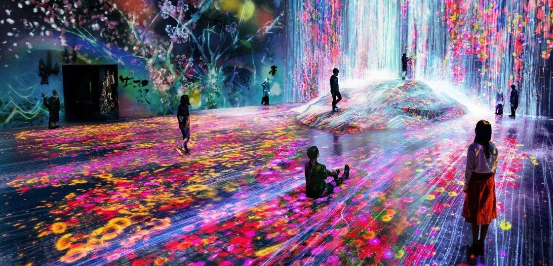 ≪青海≫世界で類をみないデジタルアートミュージアム、21日(木)オープン!