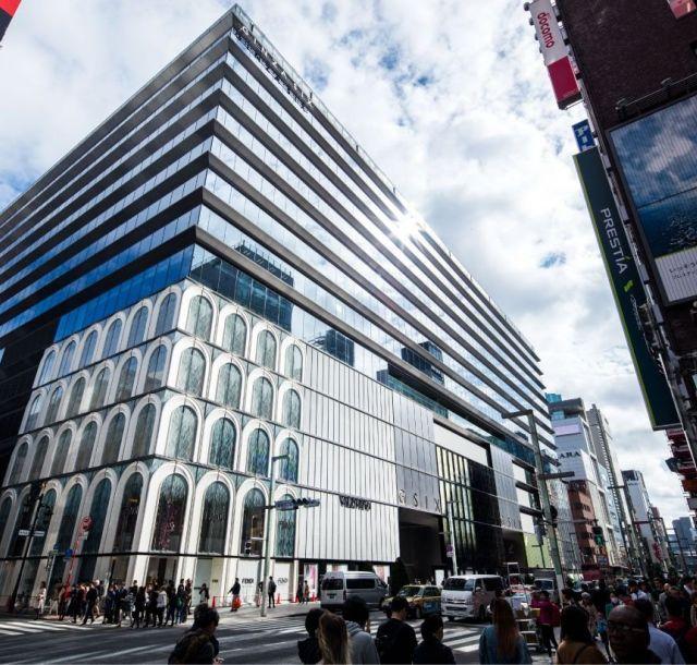 《銀座》世界に誇れる新たなアイコンを目指す「GINZA SIX」が20日(木)、オープン