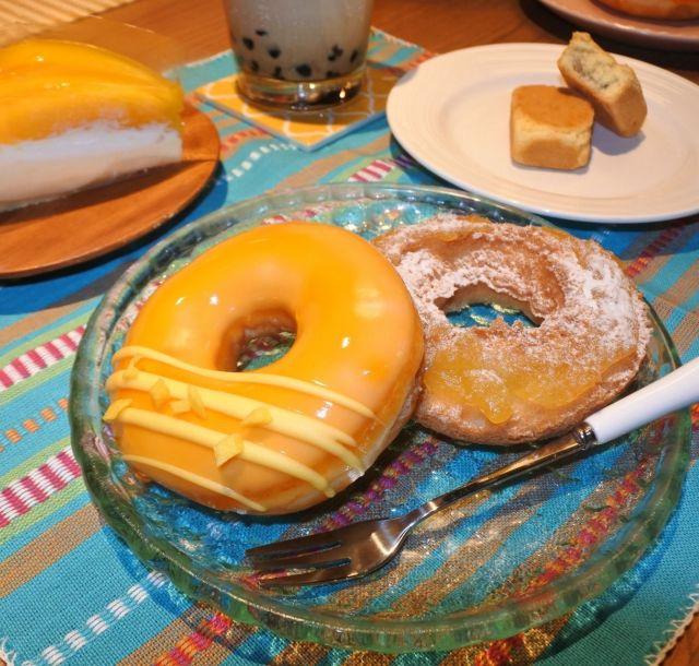 杏仁豆腐、パイナップルケーキ、マンゴー…ドーナツで夏のアジアンスイーツを味わう