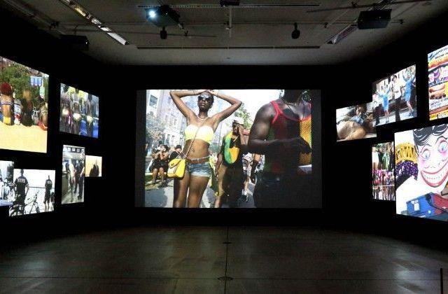 《六本木》ウィリアム・クライン「写真都市展」 東京五輪から50年…再びカオスを目にしたいと日本へ