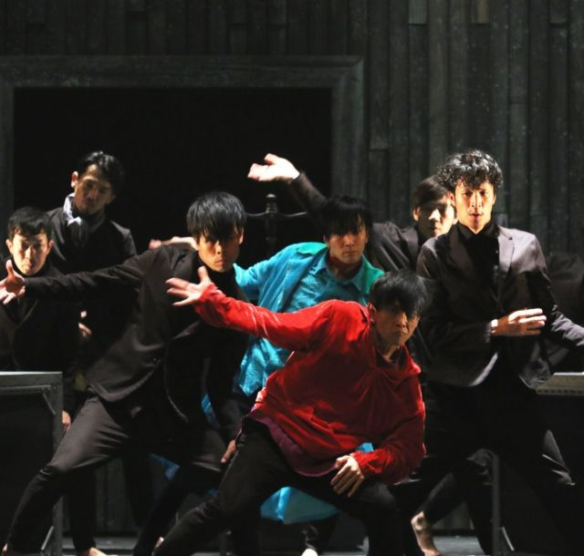 《東池袋》結成20周年のダンスカンパニー「DAZZLE」が記念公演「鱗人輪舞」開催