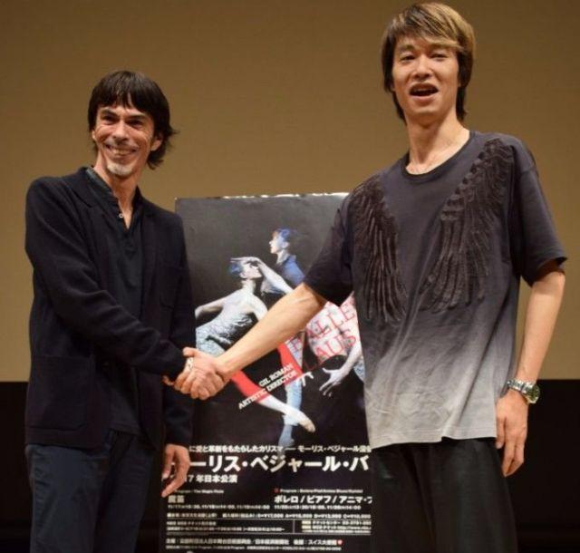 《上野》モーリス・ベジャール・バレエ団3年ぶり来日 2人の日本人ダンサーに注目