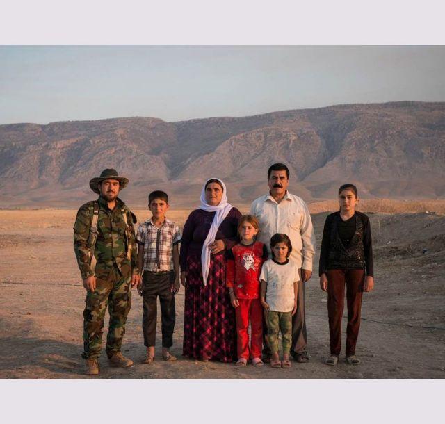 「イスラム国」に侵攻されたイラク・ヤズディ 平和だったころの日常を写す 林典子さん写真集刊行「ヤズディの祈り」