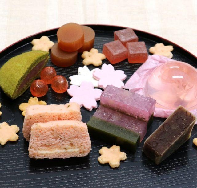 《横浜》満開の桜の和菓子を召し上がれ 高島屋
