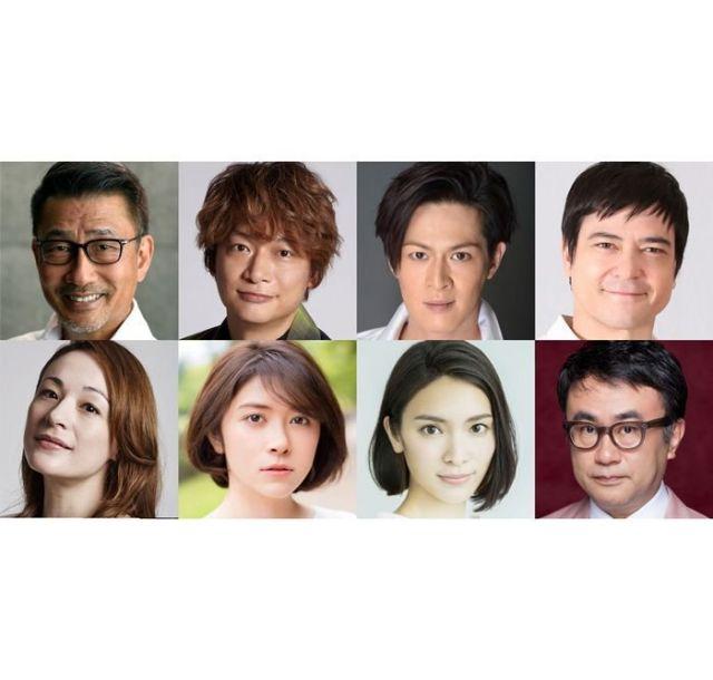 奇才・三谷幸喜の新作ミュージカル上演決定! 中井貴一や香取慎吾ら豪華キャストが競演