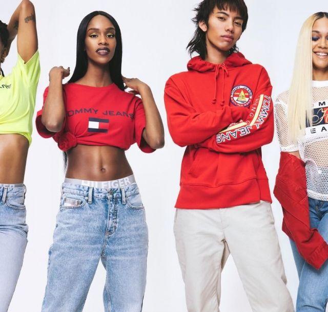 90年代ファッション、あなたならどう着る? TOMMY JEANSで読み解く注目スタイル