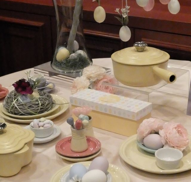 「ル・クルーゼ」から、春夏向けの新作キッチンウェアが続々登場