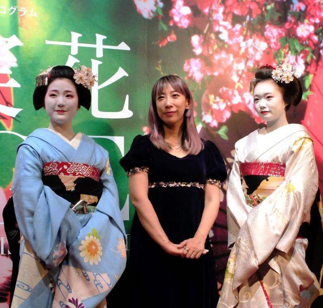 《京都》写真家、蜷川実花さんの写真展「UTAGE 京都花街の夢」開催
