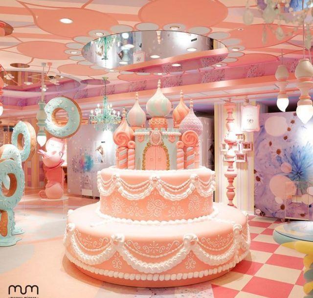 """《渋谷》""""世界一かわいい""""プリのお店『moreru mignon』 SHIBUYA109にオープン"""